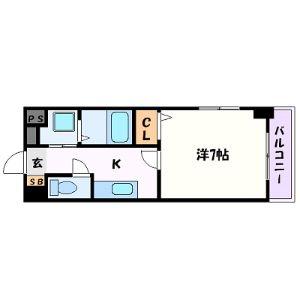グッドステイボヌール名古屋新栄_内装